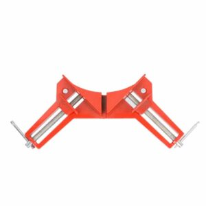 4 PCS 90 Degree Right Wood  and Fish tank glass  Clamps