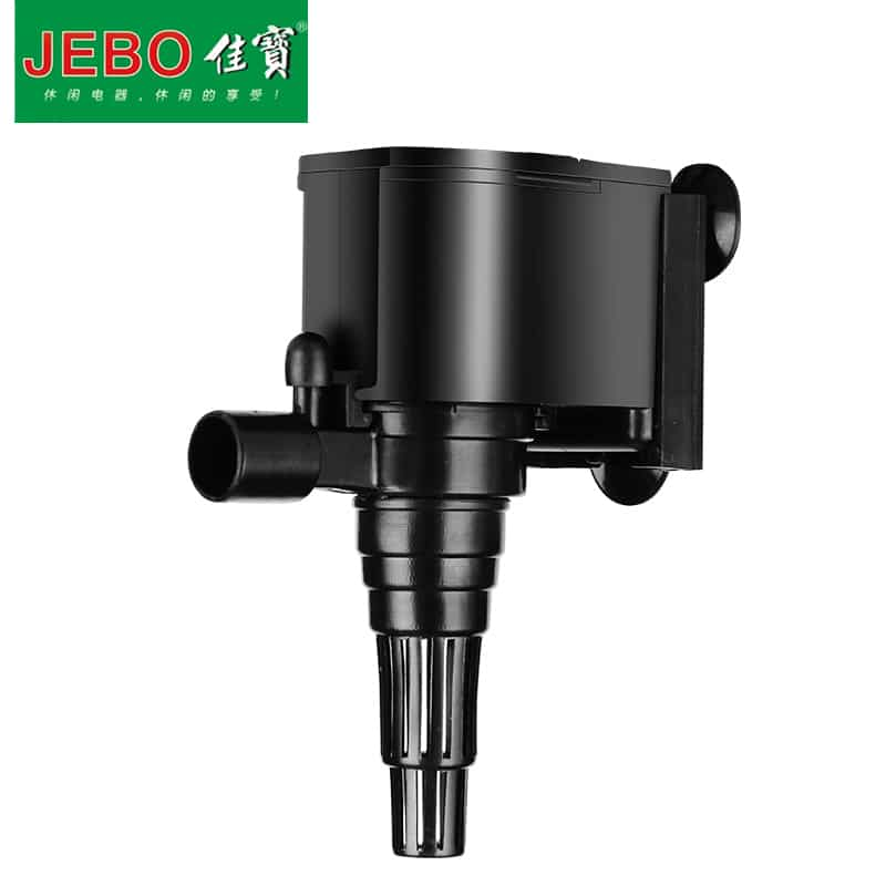 JEBO LIFETECH Super Water Pump for aquarium 8W