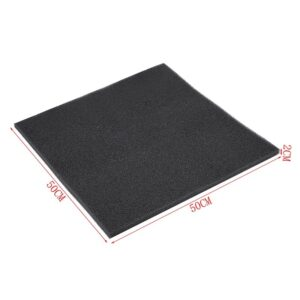 Aquatic Biochemical Sponge Filter Pad 50x50cm