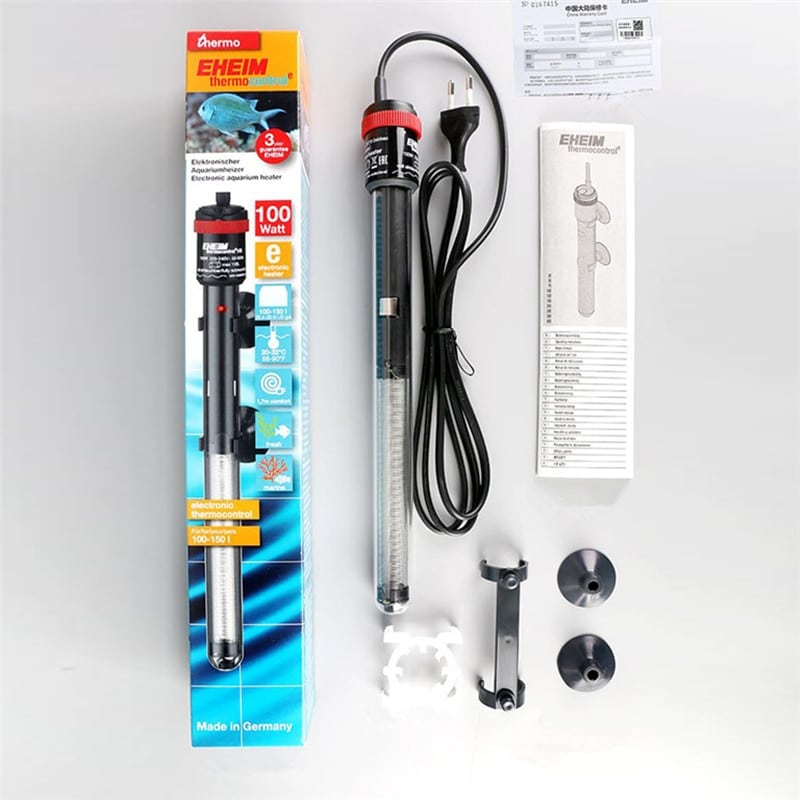 EHEIM Aquarium heating rod with Electronic thermostat E series